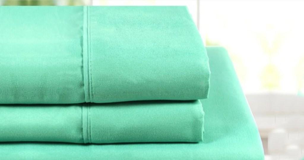 zulily aqua sheets