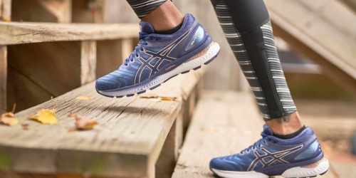 Asics Men's & Women's GEL-Nimbus 22 Running Shoes Just $74.98 Shipped (Regularly $150)