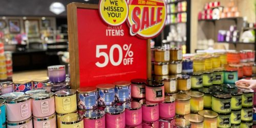 Bath & Body Works Rewards Members Can Shop the Semi-Annual Sale Early TODAY ONLY