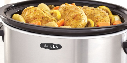Bella Slow Cooker + Dipper Only $17.99 on BestBuy.com (Regularly $40)