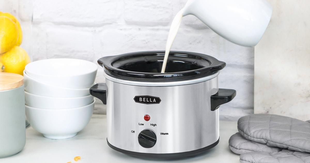 Bella 1.5-Quart Slow Cooker