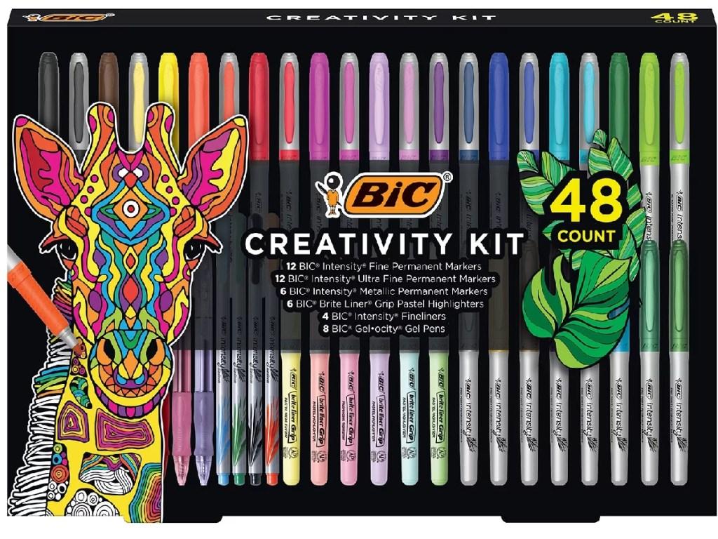 bic creativity kit