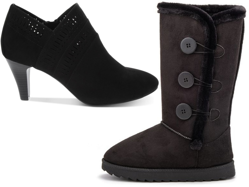 boots from Macy's