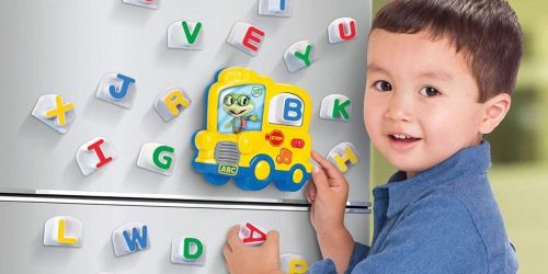 LeapFrog Fridge Phonics Magnetic Letter Set Only $12.99 on Amazon (Regularly $20)