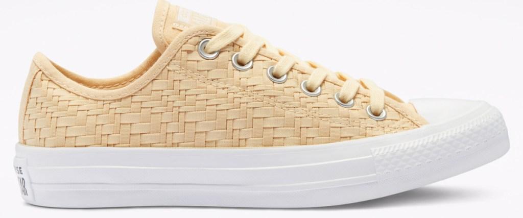 converse weave shoe