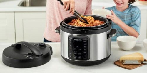 Crock Pot Multi-Cooker Only $64.99 Shipped on BestBuy.com (Regularly $150)