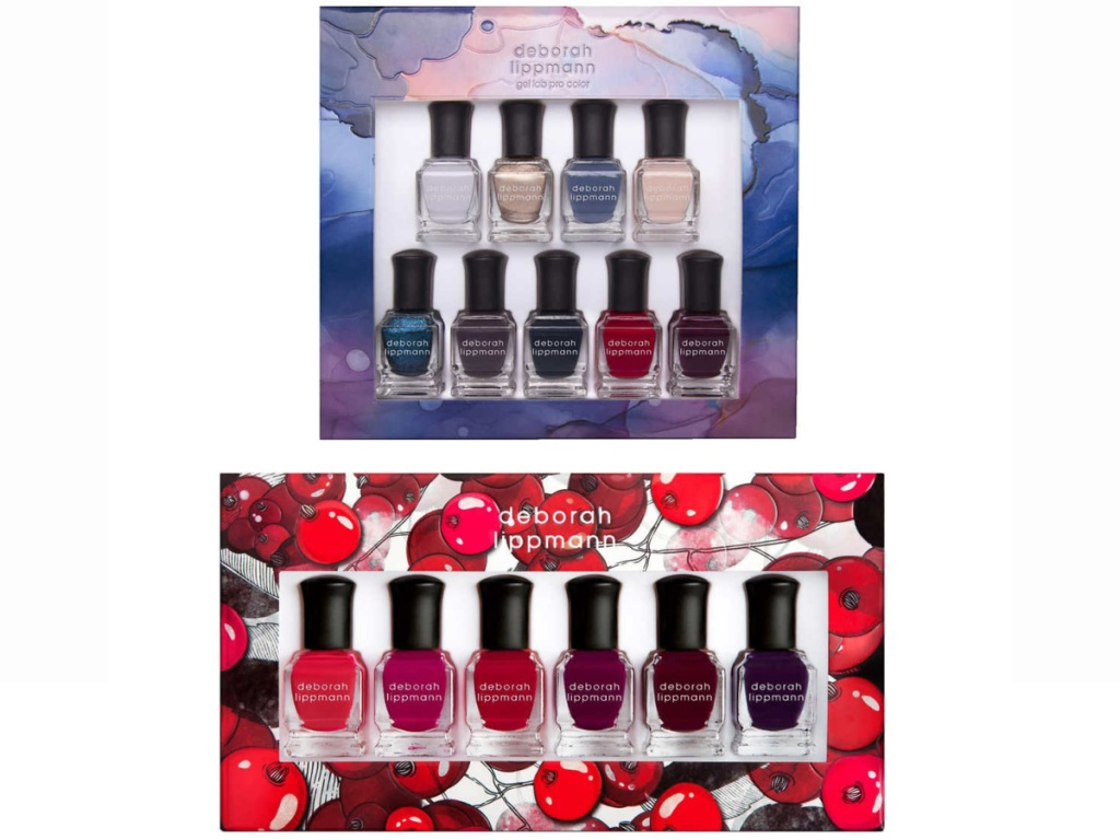 deborah lippmann Fall Nail Duo, 15 Piece Set