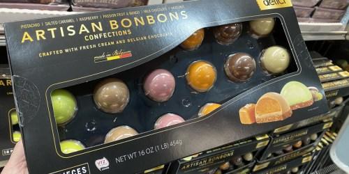 HUGE Belgian Chocolate Bonbon Sampler Just $12.99 at Costco