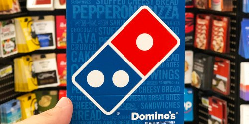 $50 Domino's Pizza eGift Card Only $42.50