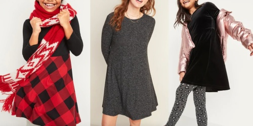 Old Navy Dresses from $6.40 (Regularly $15)   Today Only