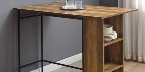 Reclaimed Barnwood Table Only $178 Shipped on HomeDepot.com (Regularly $256)