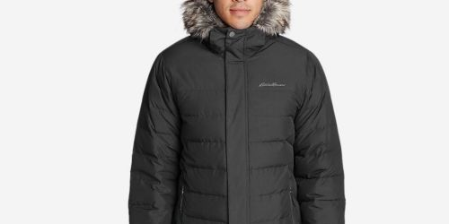 Eddie Bauer Men's Parka Just $99 Shipped (Regularly $229)