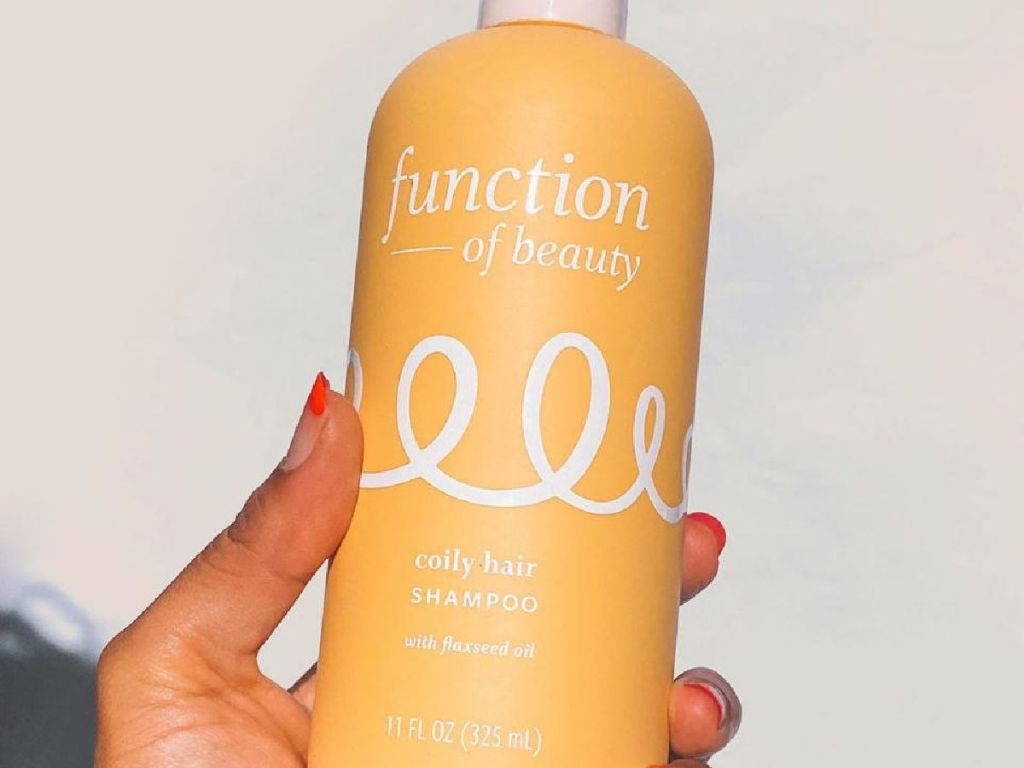 holding Function of Beauty conditioner