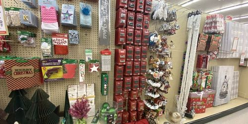 Up to 80% Off Hobby Lobby Christmas Clearance | In-Store & Online