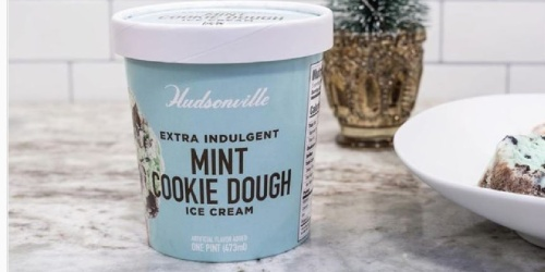 It's BACK! FREE Hudsonville Ice Cream Pint Coupon | Select States