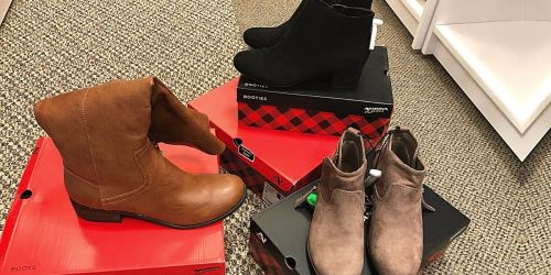 Women's Boots from $22.49 on JCPenney.com | Booties, Winter Boots, & More