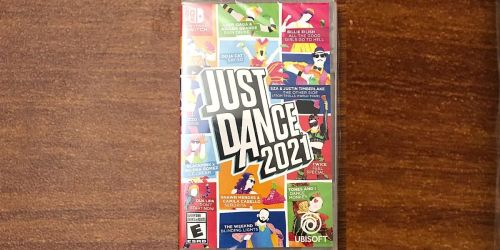 Just Dance 2021 Only $24.99 on Amazon (Regularly $50) | Nintendo Switch, Xbox One/Series X & PS4/5