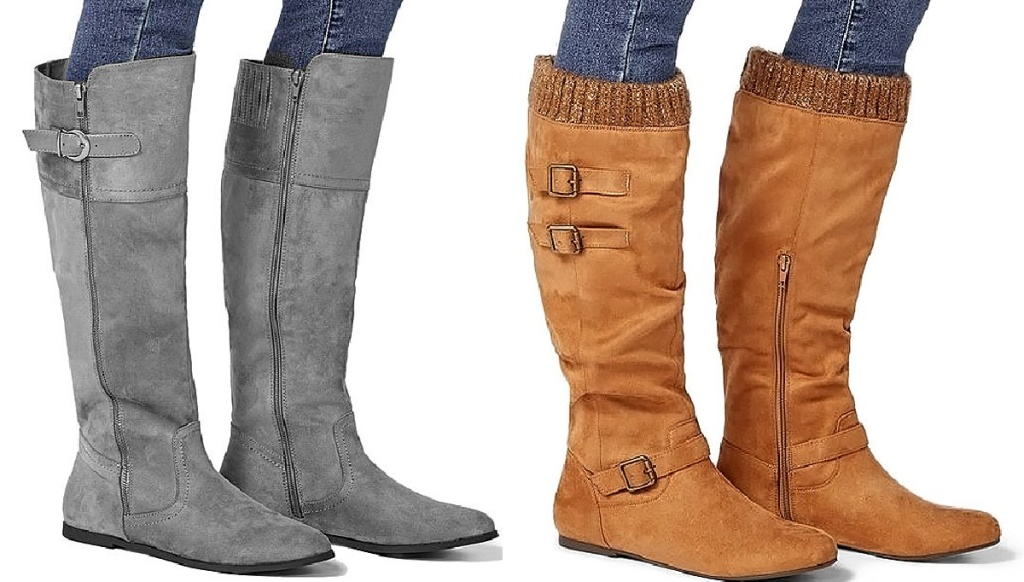 just fab boots on women2