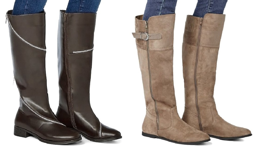 just fab boots on women3