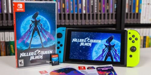 Killer Queen Black Nintendo Switch Game Only $7.99 on BestBuy.com (Regularly $20)