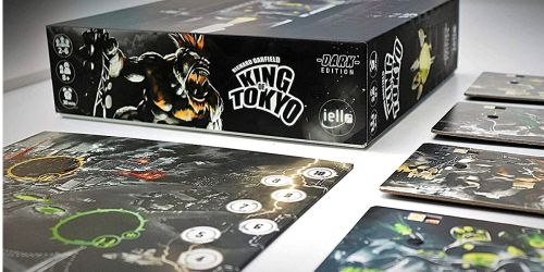 King of Tokyo Dark Limited Edition Board Game Only $29.99 Shipped on Amazon (Regularly $50)