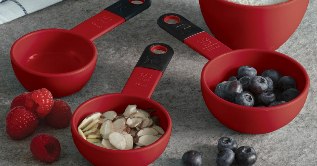 kitchen aid measuring cups