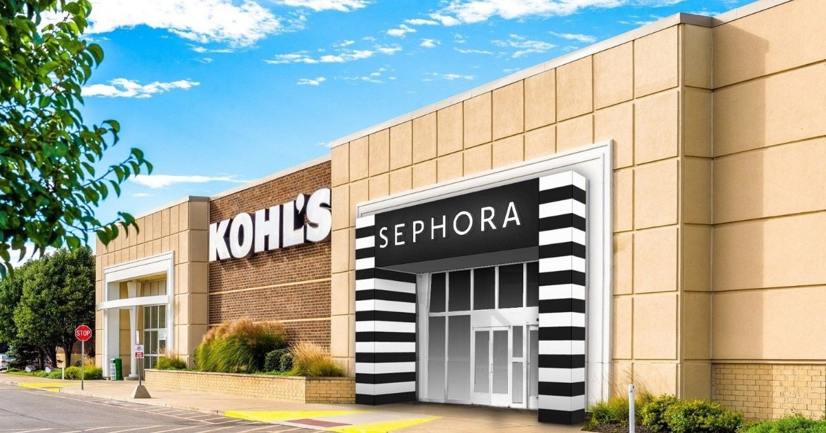 Sephora Is Planning to Open Mini-Shops Inside Kohl's | 200 Stores By Fall
