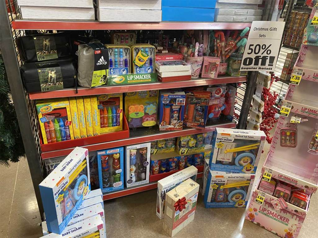 Kroger Toy Clearance