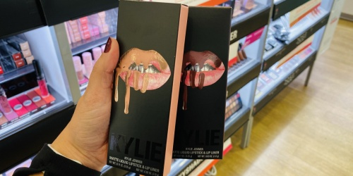 Buy 1, Get 1 FREE Kylie Cosmetics Lip Kits at ULTA | Awesome Stocking Stuffer Idea!