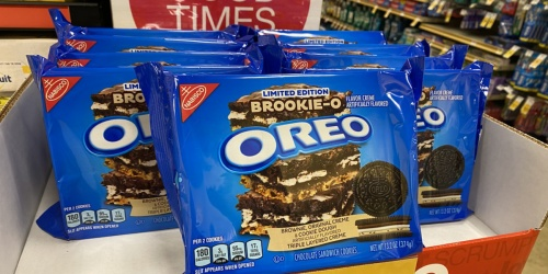 New Brookie-O Oreos Coming in January | Includes Brownie & Cookie Dough Filling!