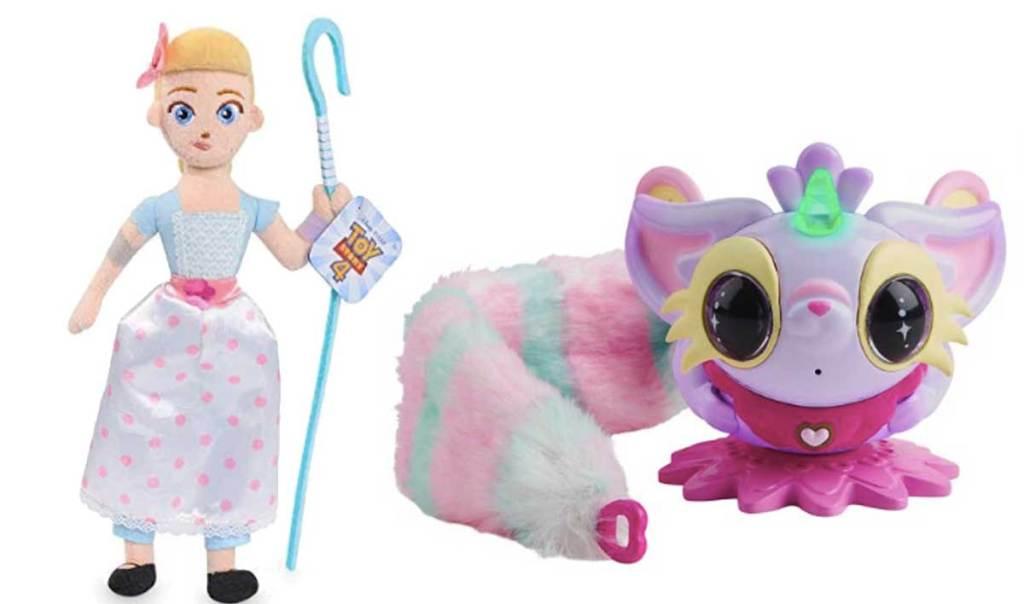 little bo peep plush and pixie doll