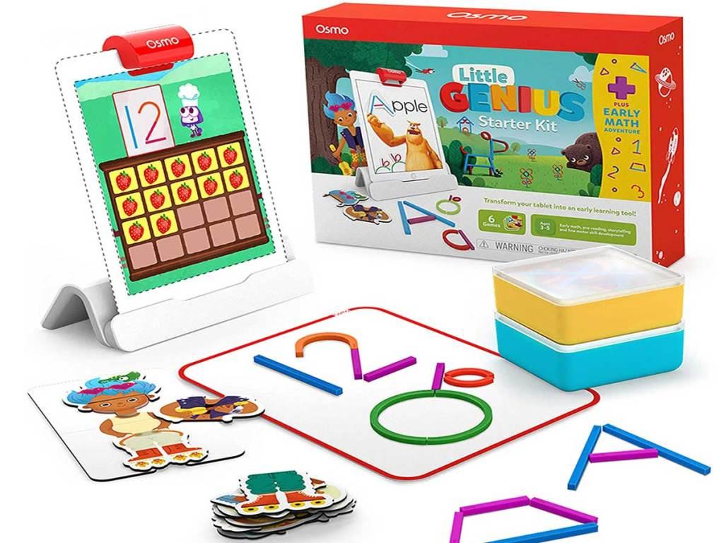 little genius starter kit stock image