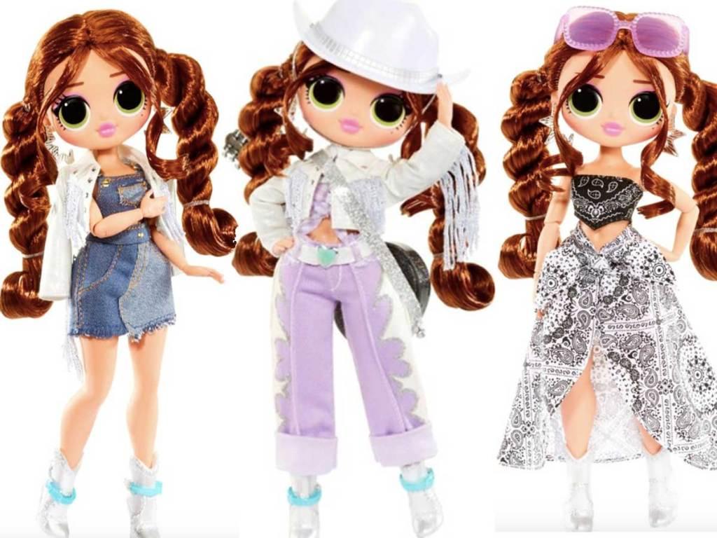 LOL Surprise fashion doll stock image