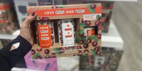 Beauty Gift Sets Just $6.99 Each at Target (Regularly $15) | Dove, Axe, Pantene & LOTS More!