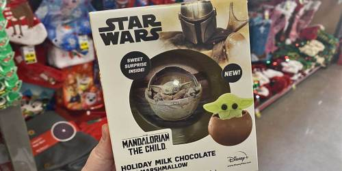50% off Holiday Candy & Beauty Sets at Kroger & Affiliates | Star Wars Hot Chocolate Bomb Just $1.49 + More