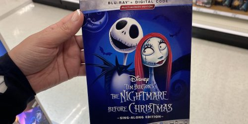 The Nightmare Before Christmas 25th Anniversary Edition Blu-ray + Digital Only $5.99 from Best Buy (Regularly $20)