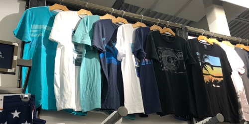 Old Navy Men's & Women's Graphic Tees from $6 (Regularly $15+)