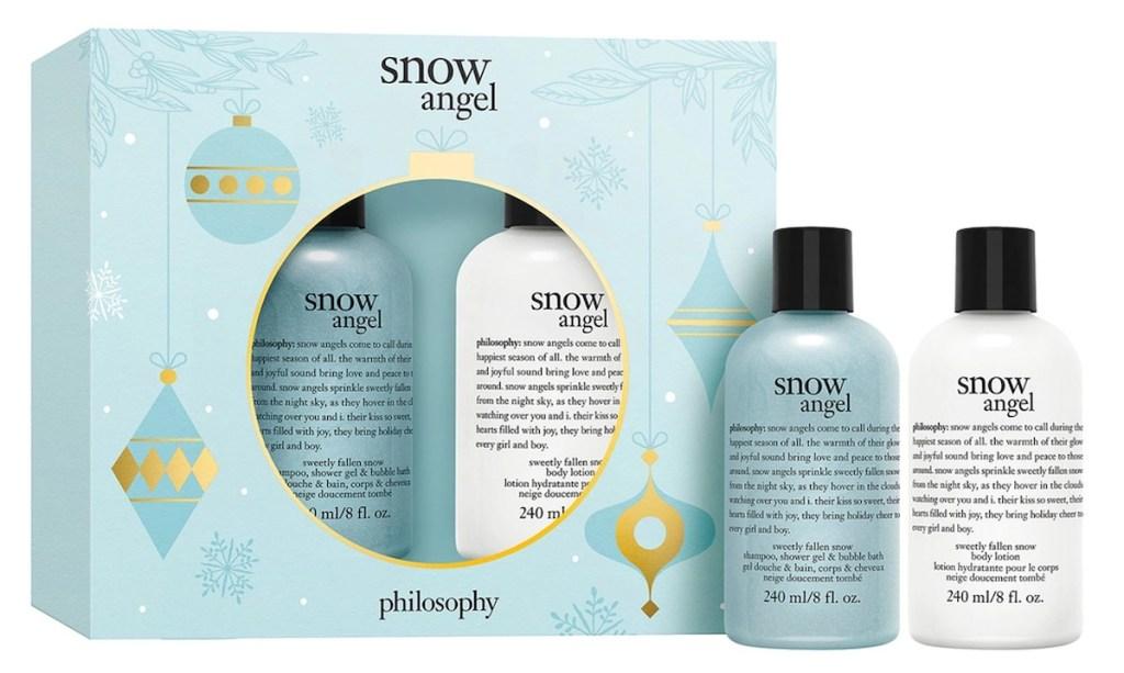 philosophy snow angel gift set