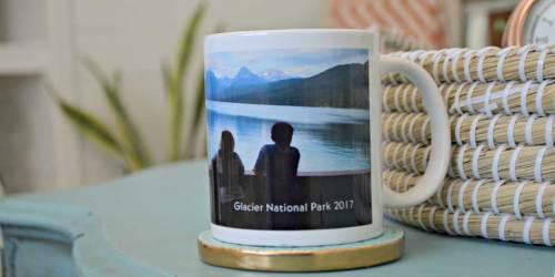 Snapfish Custom Photo Mug from $8 Shipped