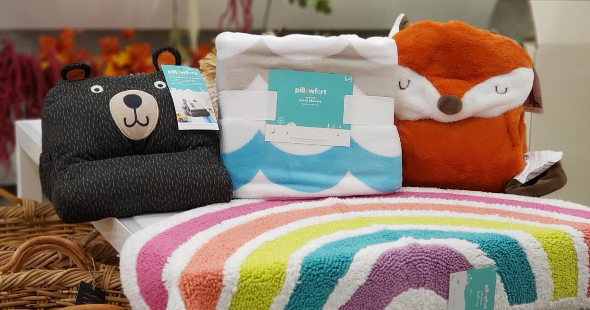 Hot 40 Off Pillowfort Kids Bedding Decor More On Target Com News Hot Off The Press