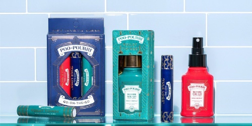 Poo-Pourri Gift Sets from $5.97 (Regularly $10+) + Free Shipping