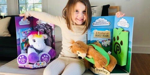 Buy 1, Get 1 FREE Plushible Bundles | Includes Cuddly Plush Friend, Storybook & Bag