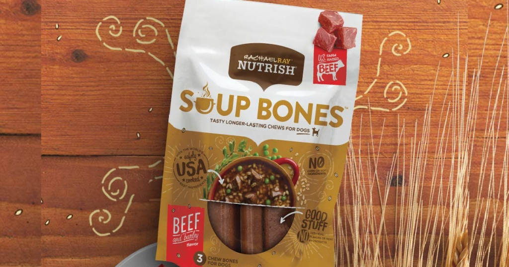 rachael ray soup bones in package