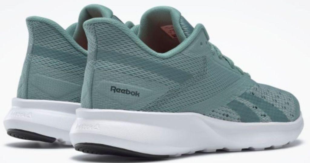 Reebok teal shoes