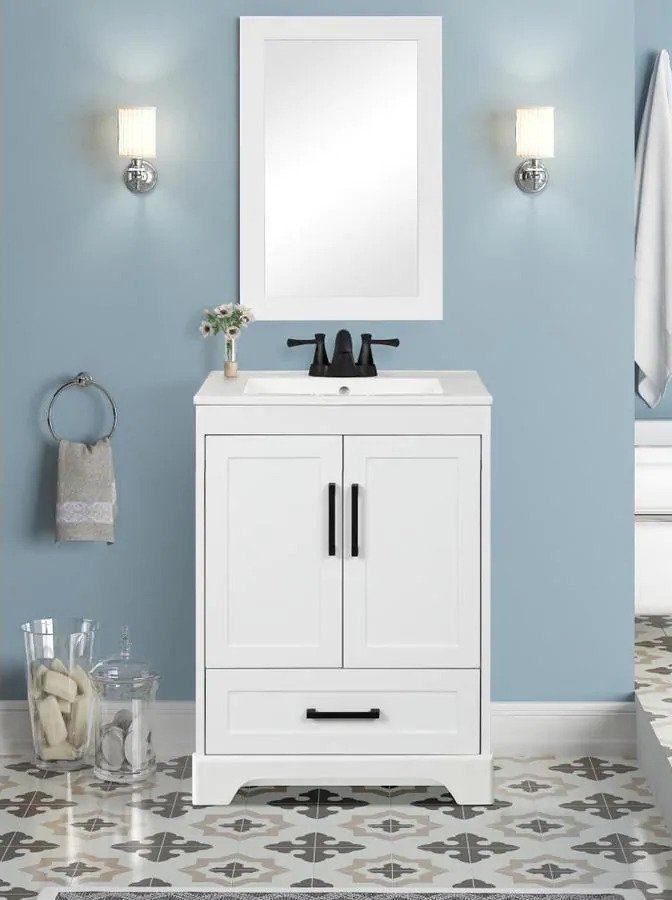 style selections bathroom vanity