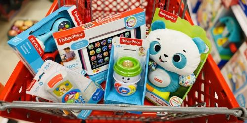 *HOT* Target Toy Coupon = $135 Worth of Baby Toys Only $78 Shipped