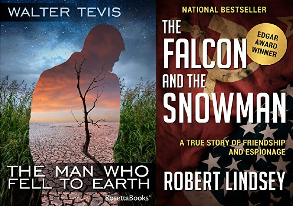 the man who fell to earth and the falcon and the snowman