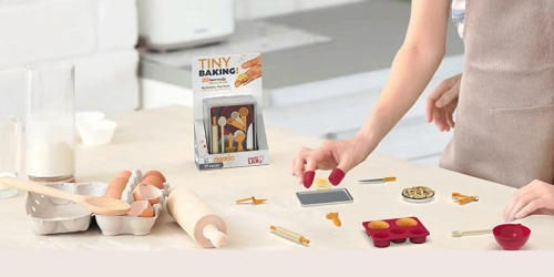 This Tiny Baking Kit Went Viral on TikTok & It's Now on Amazon for Only $19.99