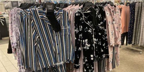 Simply Vera Vera Wang Pajama Sets & Sleepshirts from $14.96 on Kohl's.com (Regularly $44+)