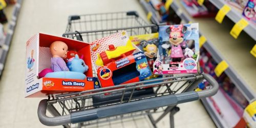Buy 2 Toys, Get 2 FREE at Walgreens = 4 Toys UNDER $14 | Disney, Play-Doh & More